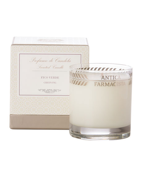 Antica Farmacista Fig Leaf Scented Candle, 9 oz.