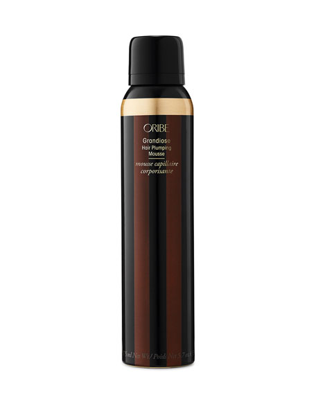 Image 1 of 3: Oribe 5.7 oz. Grandiose Hair Plumping Mousse