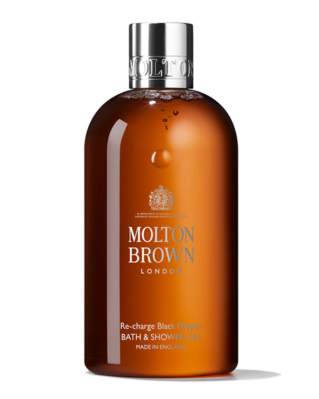 Molton Brown Black Peppercorn Bath and Shower Gel,