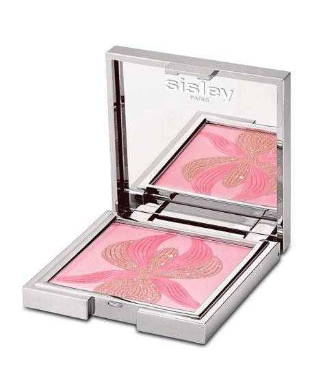 Image 1 of 2: Sisley-Paris L'Orchidee Rose Blush Compact