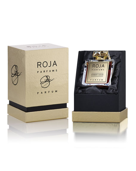 Roja Parfums Amber Aoud Parfum, 3.4 oz./ 100 mL