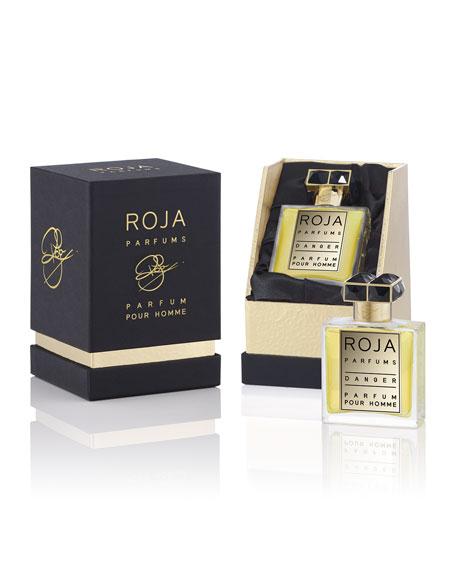 Danger Parfum Pour Homme, 1.7 oz./ 50 ml