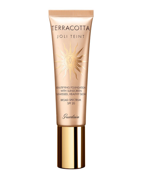 Terracotta Fluid Foundation