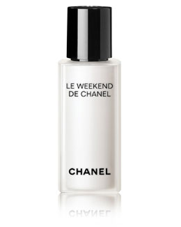 CHANEL LE WEEKEND DE WEEKLY Renewing Face Care Pump Bottle Limited Edition, 1.7FL. OZ.