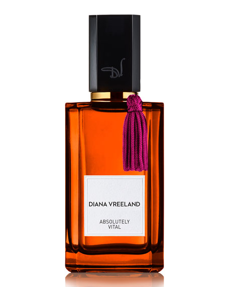 Diana Vreeland Absolutely Vital Eau de Parfum, 3.4 oz./ 100 mL