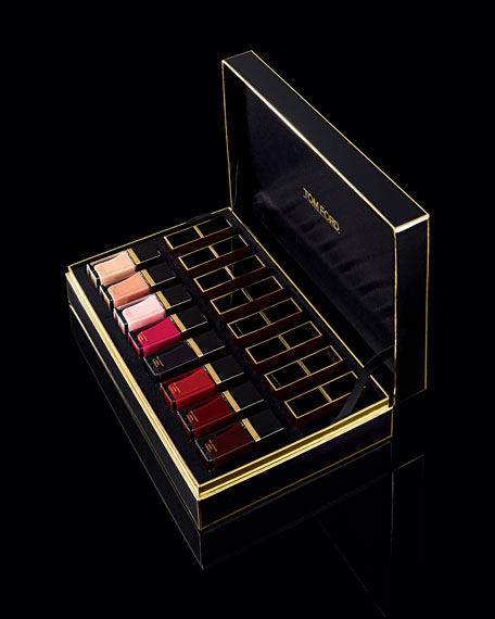 Exclusive Tom Ford Limited Edition Lip and Nail Box