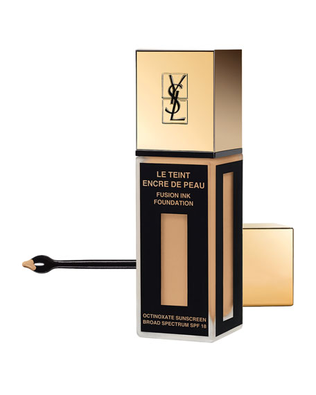 Saint Laurent Fusion Ink Foundation SPF 18, 25