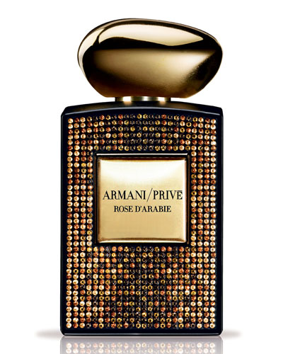 LIMITED EDITION Swarovski® Rose D'Arabie, 100 mL