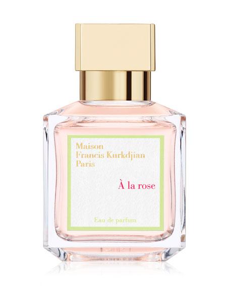 Maison francis kurkdjian la rose eau de parfum neiman for A la maison thousand flowers