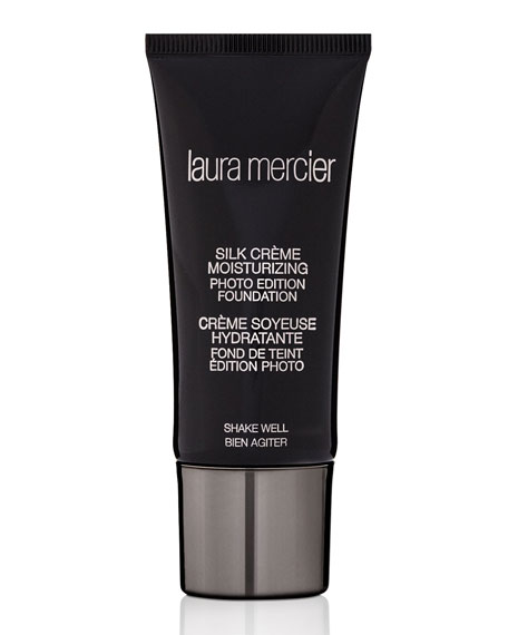Laura Mercier Silk Crème Moisturizing Photo Edition