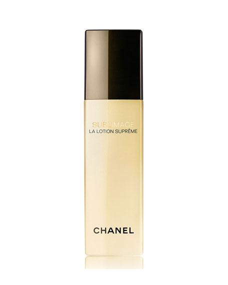 CHANEL <b>SUBLIMAGE LA LOTION SUPR&#202;ME</b><br>Ultimate Skin Regeneration 4.2 oz.