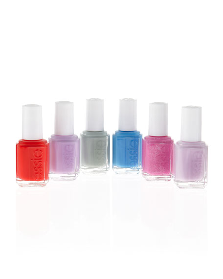 Spring Trend Nail Polish Collection