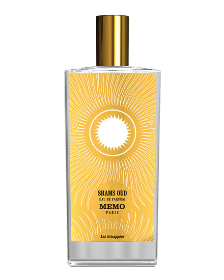Image 1 of 2: Memo Paris 2.5 oz. Shams Oud Eau de Parfum Spray