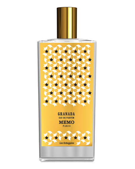 Memo Paris Granada Eau de Parfum Spray, 2.5