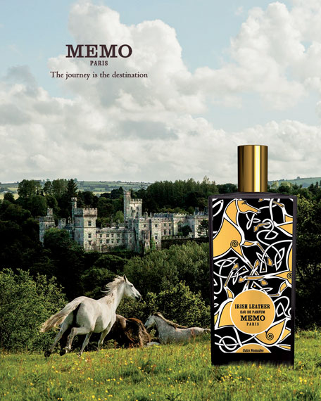 Memo Paris Irish Leather Eau de Parfum Spray, 200 mL/ 7.0 oz.