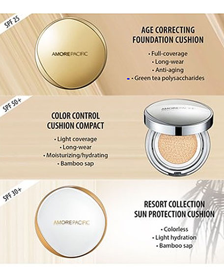 RESORT COLLECTION Sun Protection Cushion Broad Spectrum SPF 30+
