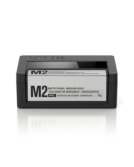 M2 Matte Finish Medium Hold Pomade, 75g