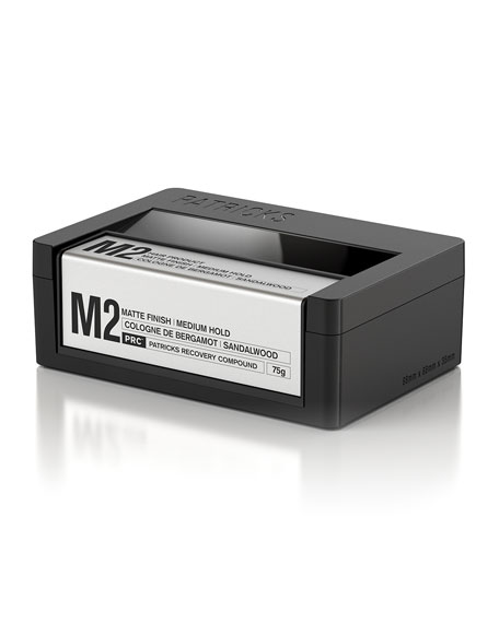 M2 Matte Finish Medium Hold Pomade, 75g