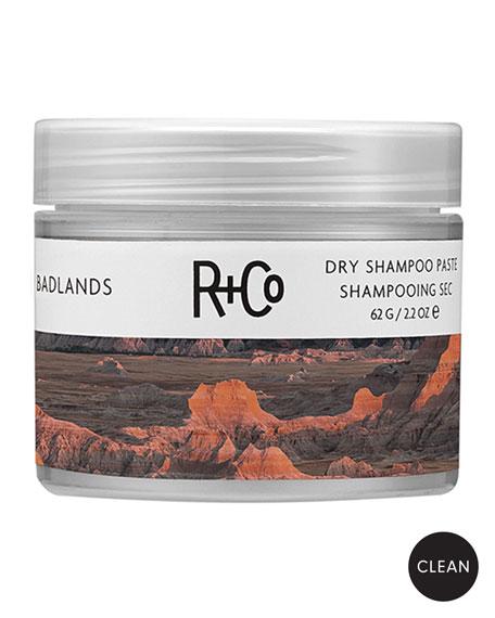 R+Co BADLANDS Dry Shampoo Paste, 2.2 oz.