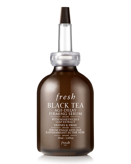 Fresh Black Tea Age-Delay Firming Serum, 1.6 oz.