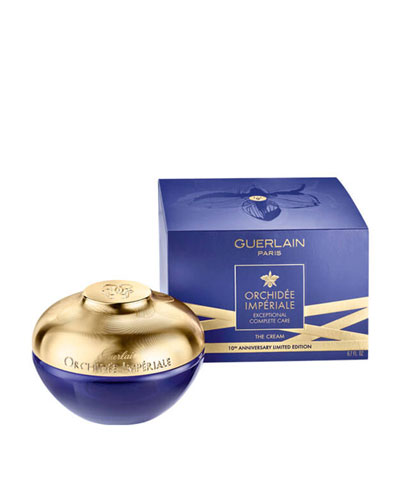 Limited Edition 10th Anniversary Orchidée Impériale Cream, 6.7 oz.