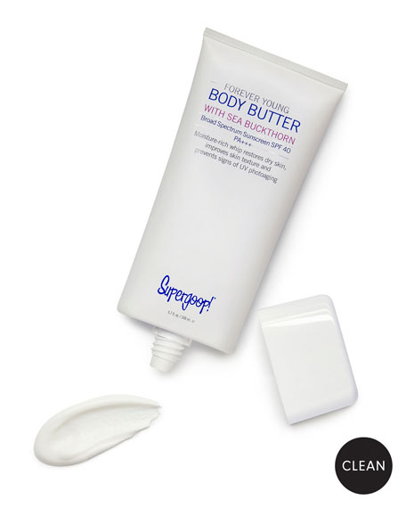 Supergoop! Forever Young Body Butter SPF 40, 5.7 oz.