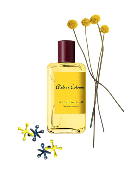 Atelier Cologne Bergamote Soleil Cologne Absolue, 3.4 oz./ 100 mL