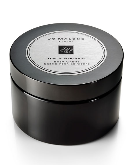 Jo Malone London Oud & Bergamot Cologne Intense Body Crème, 5.9 oz.