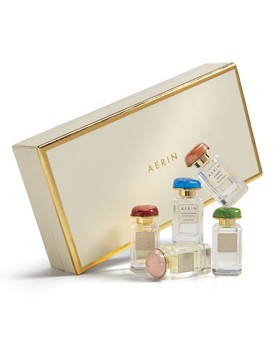 Limited Edition Fragrance Discovery Set, 5 x 0.1 oz./ 4.0 mL