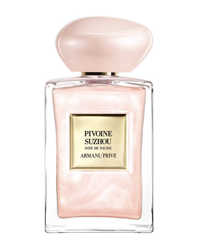 Limited Edition Pivoine Suzhou Soie de Nacre  3.4 oz./ 100 mL
