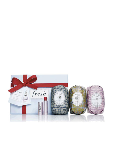 Limited Edition Oval Soap Trio - NM Exclusive