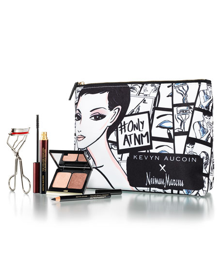 Kevyn Aucoin Limited Edition #OnlyatNM Essentials Set ($98