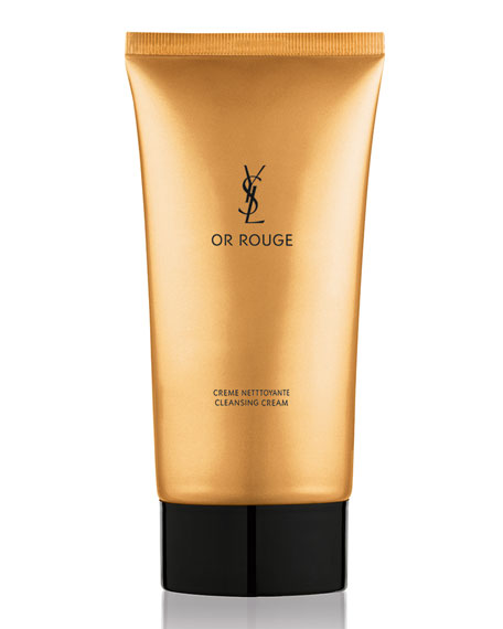 Image 1 of 3: Yves Saint Laurent Beaute 5 oz. OR Rouge Cleansing Cream