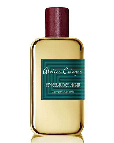 Atelier Cologne Emeraude Agar Cologne Absolue, 3.4 oz./