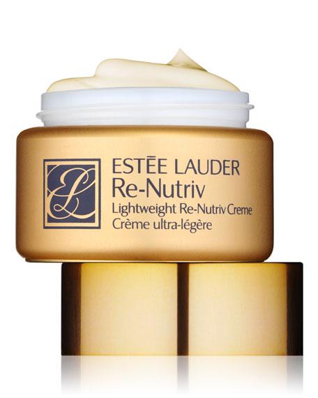 Estee Lauder Re-Nutriv Lightweight Crème, 1.7 oz.