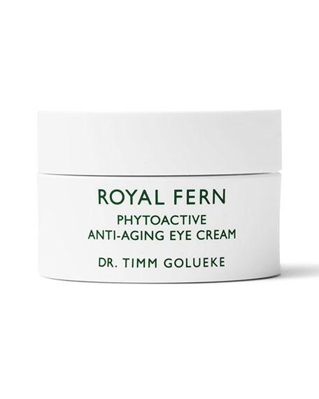 Royal Fern Phytoactive Anti-Aging Eye Cream, 0.51 oz.