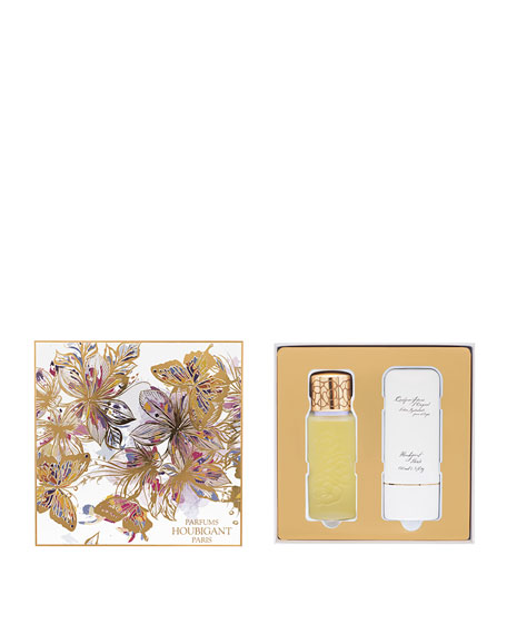 Houbigant Paris Quelques Fleurs L'Original Fragrance Set