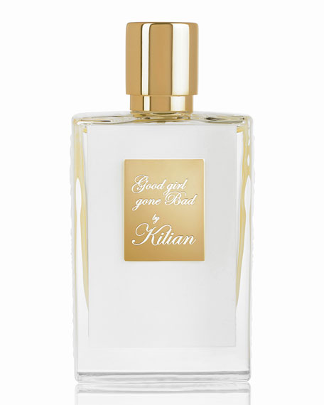 Kilian Good girl gone Bad 50 mL Refillable Spray and its Clutch