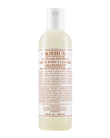 Kiehl's Since 1851 Grapefruit Bath & Shower Liquid Body Cleanser 8oz