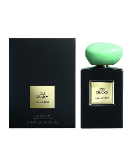 Giorgio Armani Iris Celadon Eau De Parfum, 3.4 oz./ 100 mL