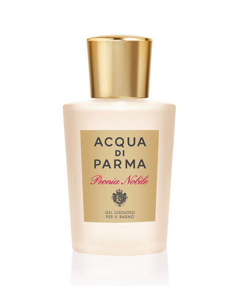 Acqua di Parma Peonia Nobile Shower Gel, 6.7 oz./ 200 mL