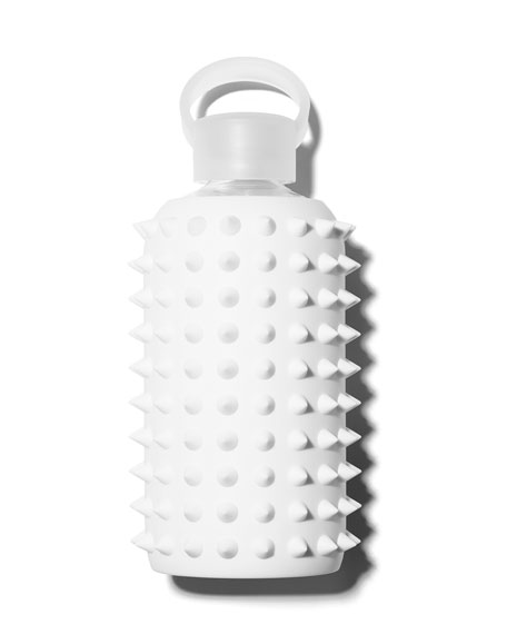 Bkr GLASS WATER BOTTLE, SPIKED WINTER, 500 ML