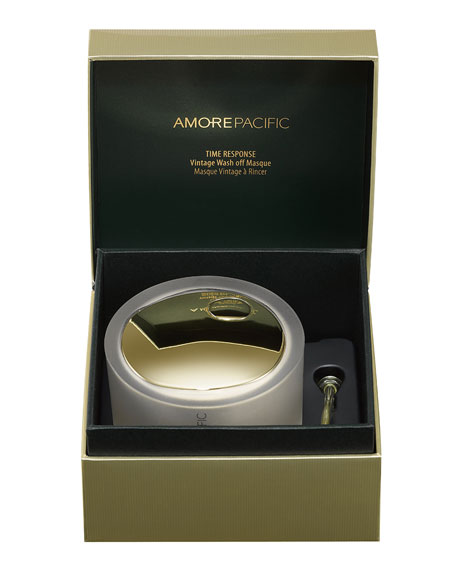 AMOREPACIFIC TIME RESPONSE Vintage Wash Off Masque, 1.7 oz./ 50 mL