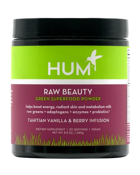 Hum Nutrition Raw Beauty™ Powder – Tahitian Vanilla & Berry Infusion