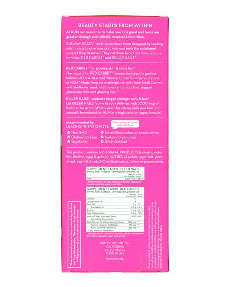 Hum Nutrition Runway Ready™ Supplement