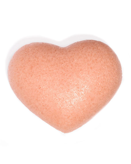 One Love Organics Cleansing Sponge French Pink Clay