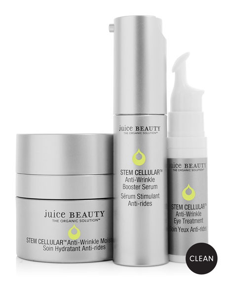 Juice Beauty STEM CELLULAR?? Anti-Wrinkle Solutions Kit