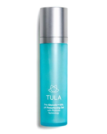 Tula Pro-Glycolic 10% pH Resurfacing Gel, 2.7 oz./ 80 mL