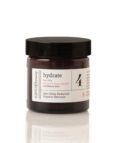 Truffle Face Cream for Dry Skin 04  2 oz.