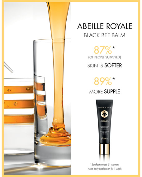 Guerlain Abeille Royale Black Bee Honey Balm, 1.0 oz.